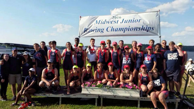 2016 Midwest Junior Rowing Championship